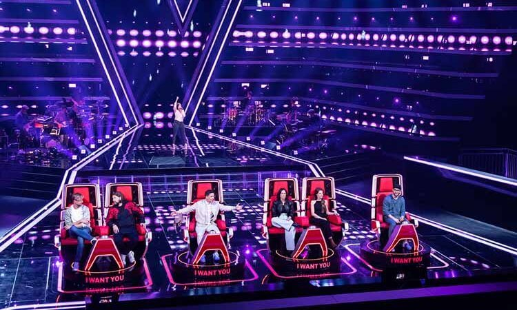 "Blind Auditions: Musikalische Weltreise bei ""The Voice of Germany"""